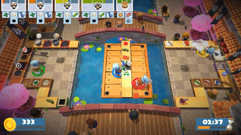 Download Game Overcooked 2 Full Version