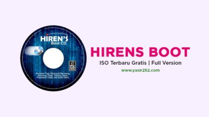 DOwnload Hiren Boot Iso Gratis
