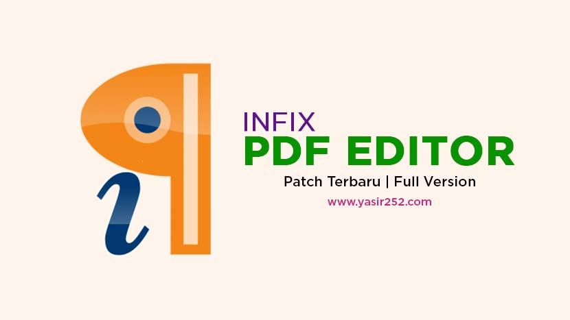 Download Infix PDF Editor Full Version Gratis