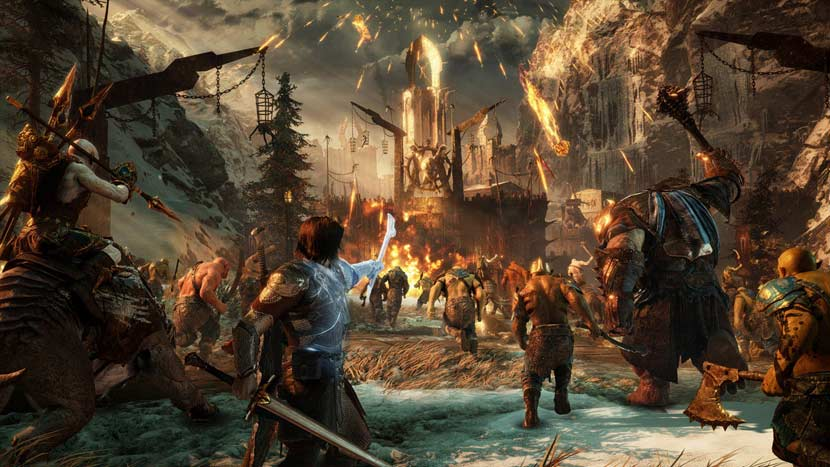 Download Middle Earth Shadow of war full crack fitgirl repack