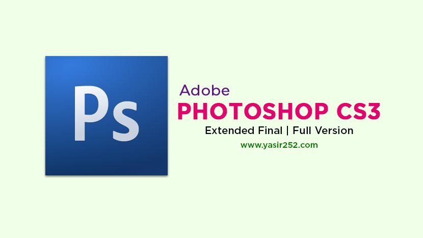 Download Photoshop CS3 Full Version Gratis