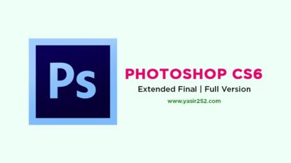 Download Photoshop CS6 Full Version