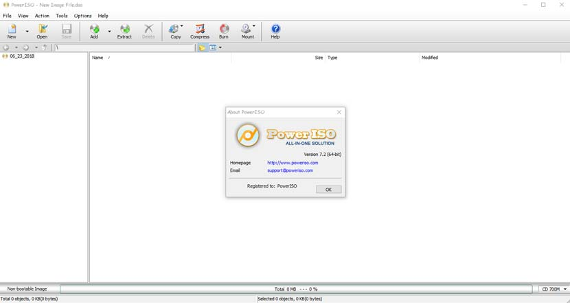download poweriso 64 bit offline installer
