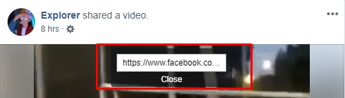 cara download video dari facebook cepat