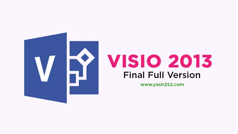 Download Visio 2013 Full Crack