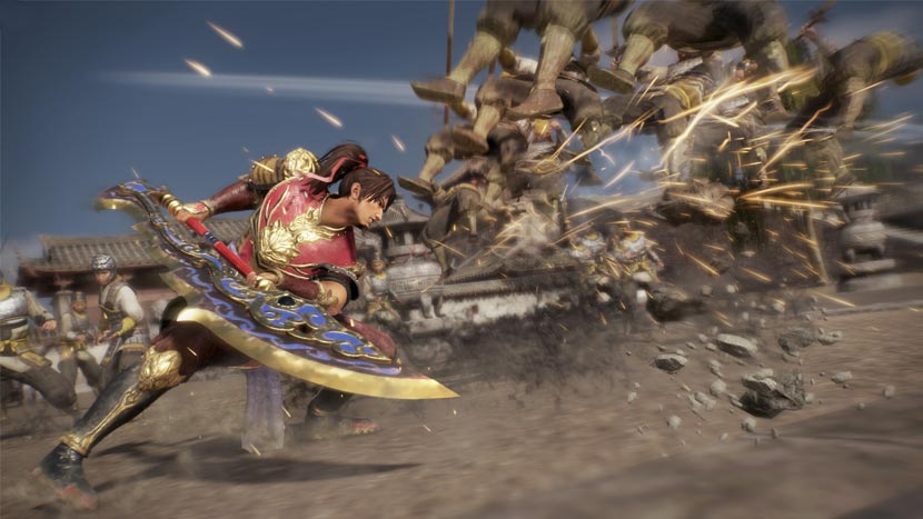 Dynasty Warriors 9 Gameplay System Requirements