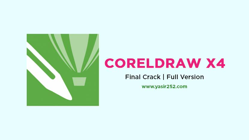 Free Download CorelDRAW x4 Full Crack 32 Bit