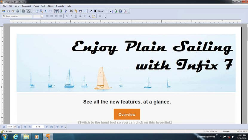 Infix PDF Editor Free Download Full Crack