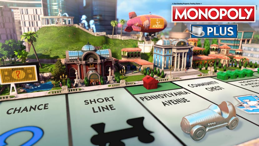Game monopoli offline gratis