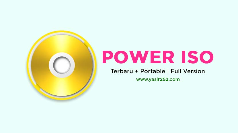 Power ISO Download Gratis Full Version