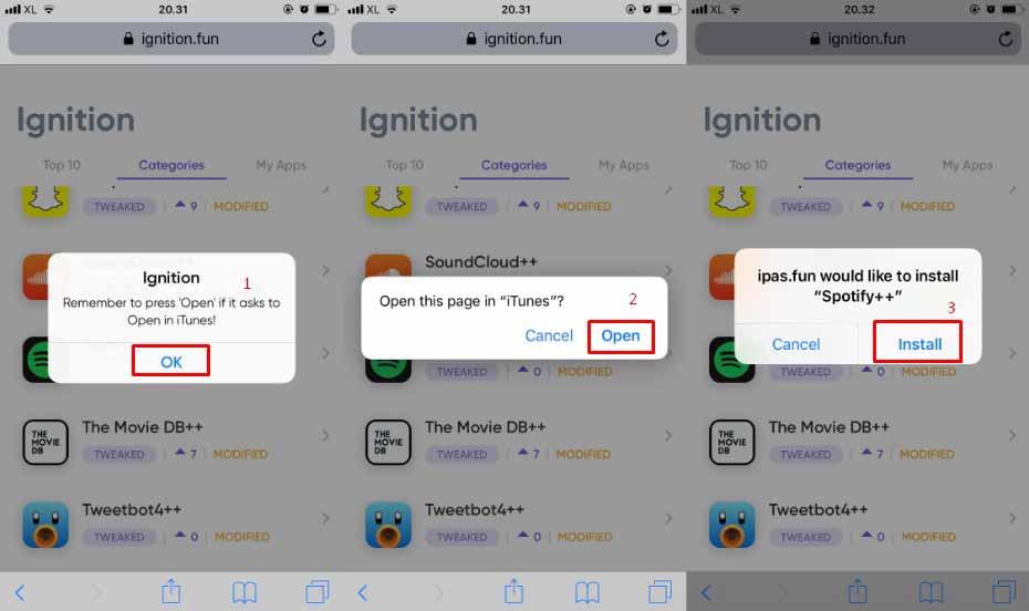 download spotify premium gratis ios