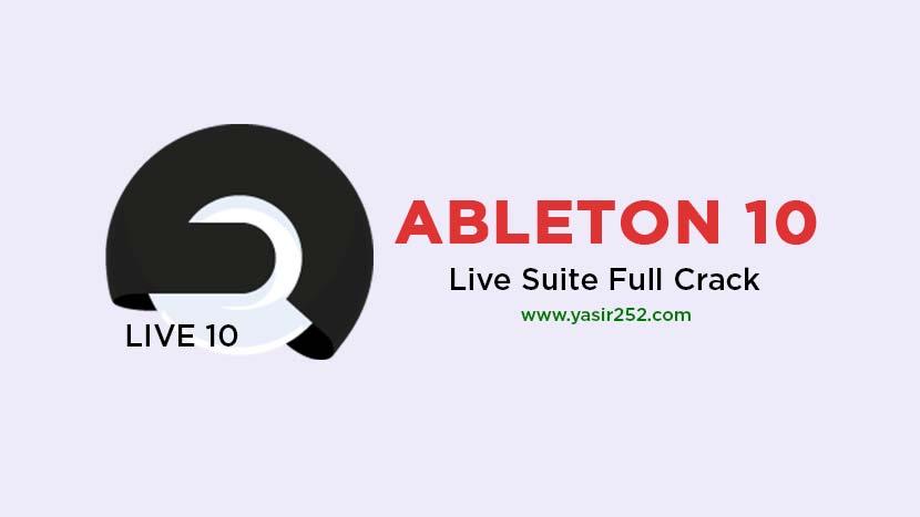 Ableton Live Suite 10 Full Crack Download