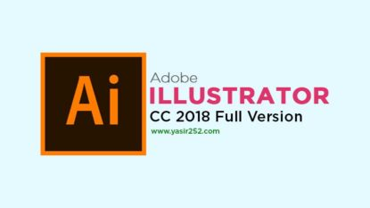 Adobe Illustrator CC 2018 Download Full Version Crack