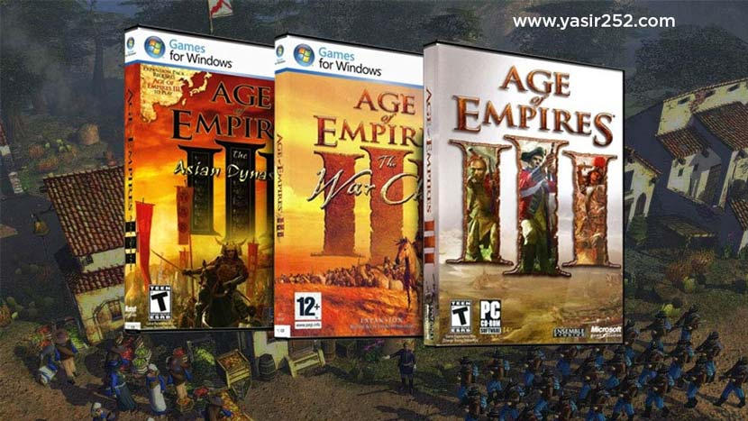 Age of empires iii complete collection full version pc game.