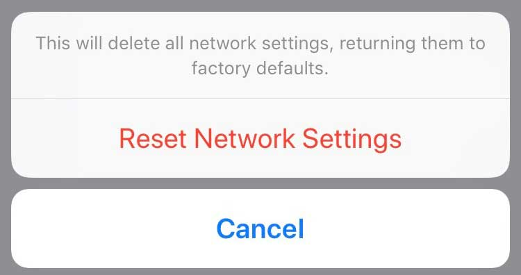 cara reset iphone ipad ipod