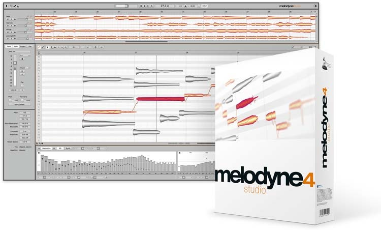 Celemony Melodyne 4 Studio Free Download Full Version