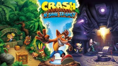 Crash Bandicoot Free Download Full Repack PC Game N Sane Trilogy