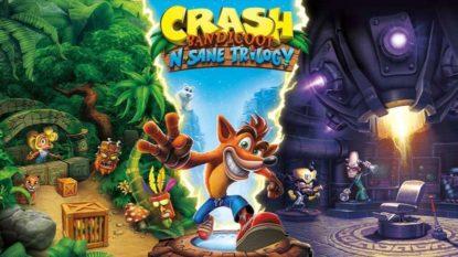Crash Bandicoot Free Download Full Repack PC Game N Sane Trilogy