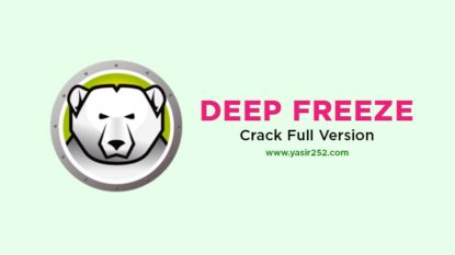 Deep Freeze Software Free Download With Crack 8