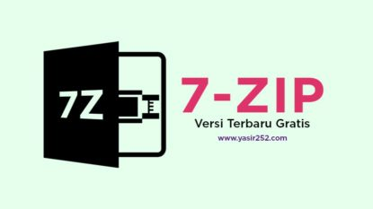 Download 7zip terbaru