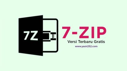 Download 7Zip Terbaru Gratis