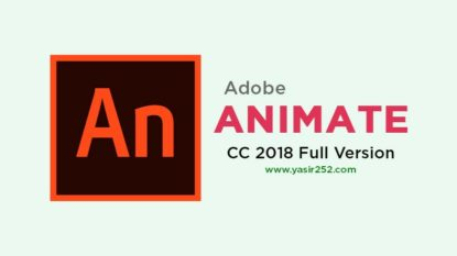 Download Adobe Animate CC 2018 Full Version Crack