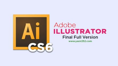 Download Adobe Illustrator CS6 Full Crack Gratis Terbaru