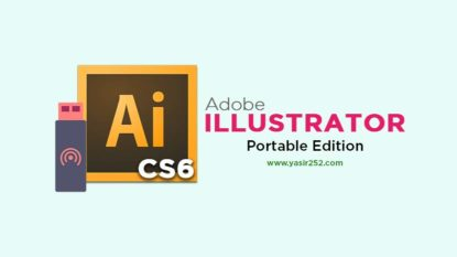 Download Adobe Illustrator CS6 Portable Gratis
