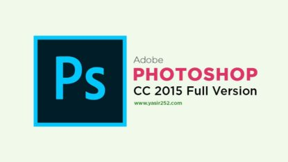 Download Adobe Photoshop CC 2015 Full Version Gratis