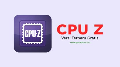 Download Aplikasi CPU Z Terbaru Gratis