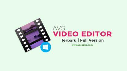 Download AVS Video Editor Full Version Gratis Terbaru