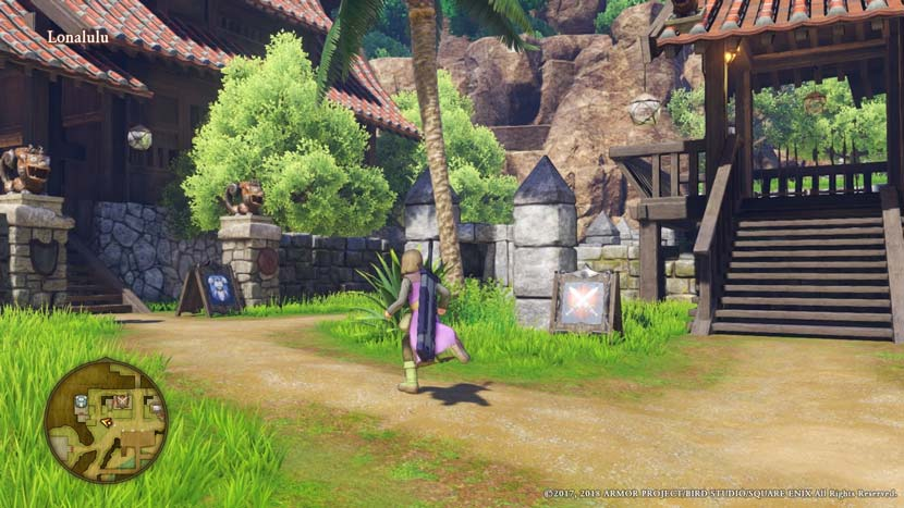 Download Game Dragon Quest XI Full Version