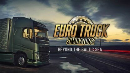 Download Game ETS 2 Beyond The Baltic SEA v1.33