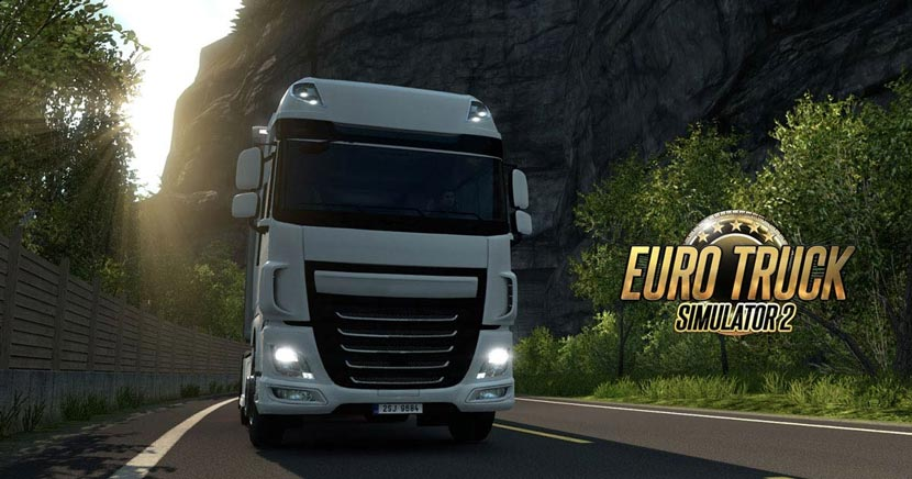 Download Game Euro Truck Simulator 2 Full Version 65 DLC