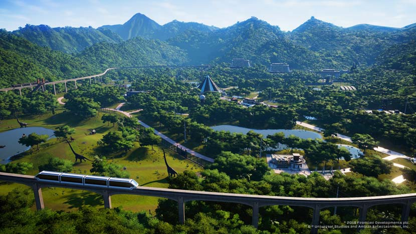 Download Game Jurassic World Evolution Full Version