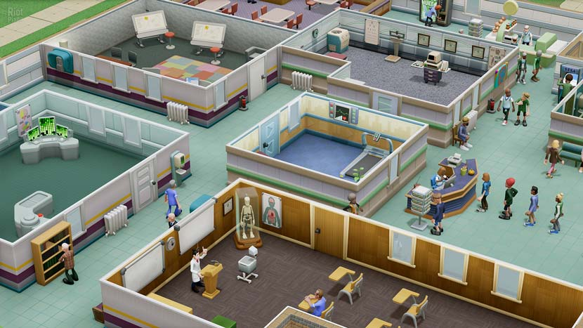 Download Game Two Point Hospital Full Crack Gratis