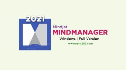 Download Mindjet MindManager 2021 Full