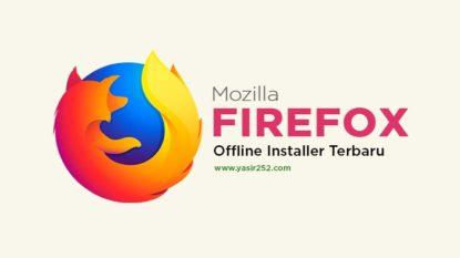 Download Mozilla Firefox Terbaru Offline Installer