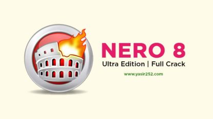 Download Nero 8 Full Crack Gratis