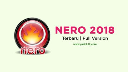 Download Nero Full Version Crack Terbaru Free
