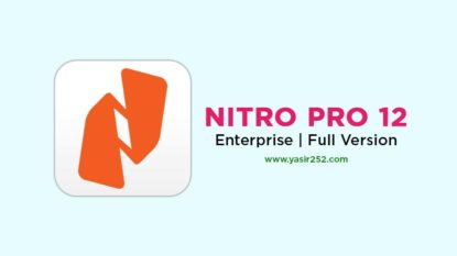 Download Nitro Pro 12 Full Version Gratis