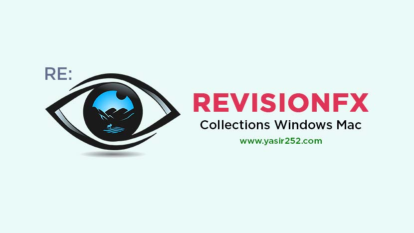 RevisionFX Free Download Full Version 20 Adobe Windows Mac