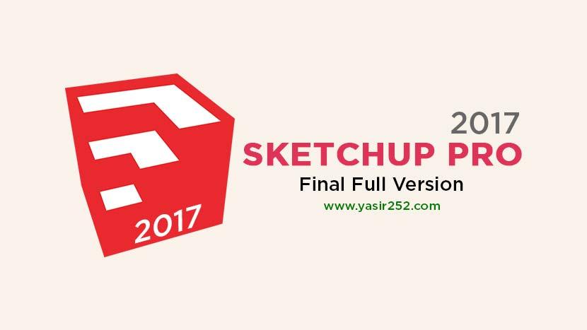 Free Download Sketchup Pro 2017 Full Version