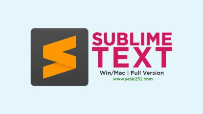 Download Sublime Text Full Crack Windows MacOSX