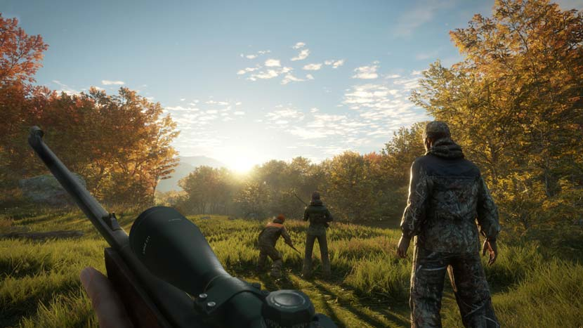 Download The Hunter Call Of The Wild Game Full