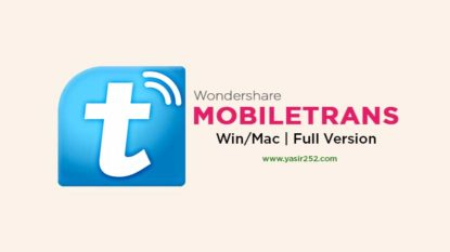Download Wondershare Mobiletrans Full Version Crack