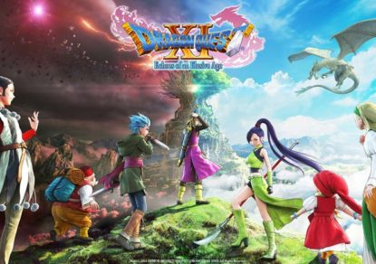 Dragon Quest XI Download Full Version PC Game Crack