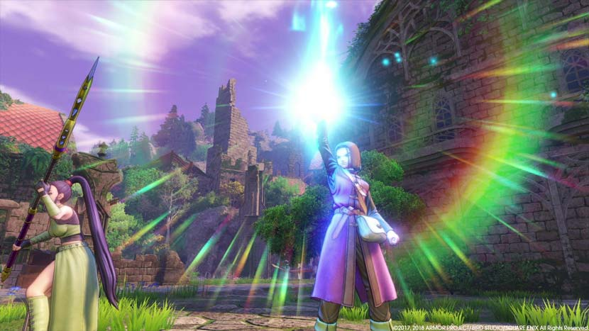 Dragon Quest XI Echoes Of An Elusive Age Codex Full Version
