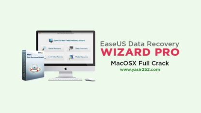 EaseUS Data Recovery Wizard Mac Full Version MacOSX