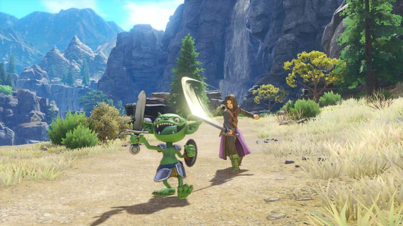 Install Game Dragon Quest XI Full Crack